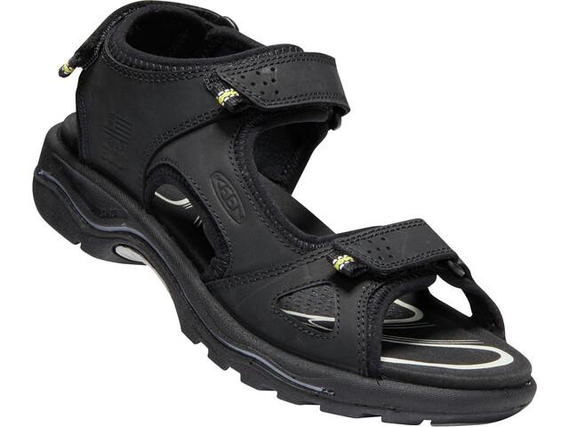 Keen Rialto II 3 Point Sandaler Damer, black/steel grey